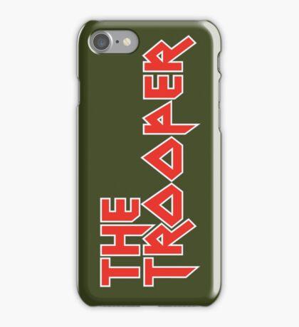 The Trooper iPhone Case/Skin