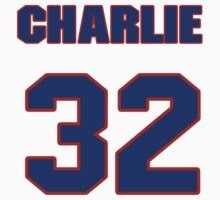 National baseball player Charlie Beamon jersey 32 T-Shirt