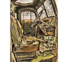 One Careful Owner! Photographic Print