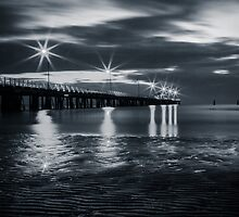 Ripples and Stars by Silken Photography