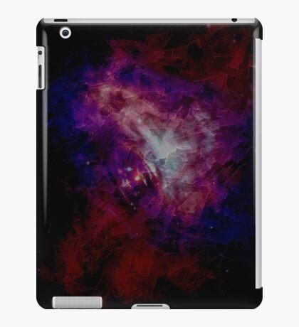 Purple Space iPad Case/Skin