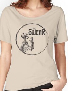 The Swear - Hymns (black) Women's Relaxed Fit T-Shirt