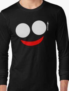 Log Horizon - Villain in Glasses Long Sleeve T-Shirt