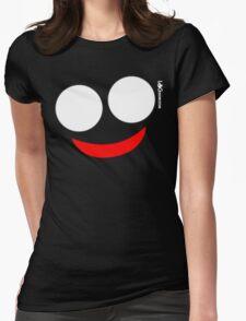 Log Horizon - Villain in Glasses Womens Fitted T-Shirt