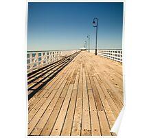 Sandgate Pier Poster