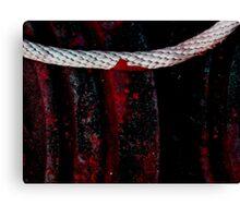 rope burns Canvas Print