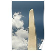 Washington Memorial Poster