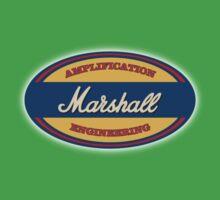 Vintage marshall amp by vikisa