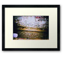 4142 Framed Print
