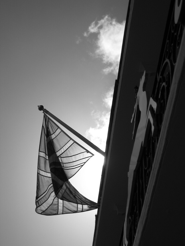 Flag by Jo Byrne