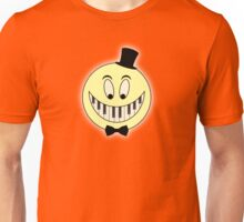 Vintage Keyboard Smile Cartoon Unisex T-Shirt