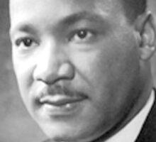 Martin Luther King: Can't Kill The Dream Sticker