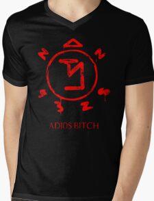 Supernatural - Adios Angels Mens V-Neck T-Shirt