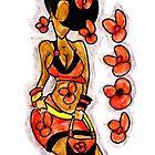 Afro women by Bread