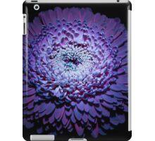 UV Induced Bio-luminescence 9 iPad Case/Skin