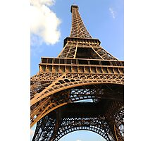 Le Tour Eiffel Photographic Print