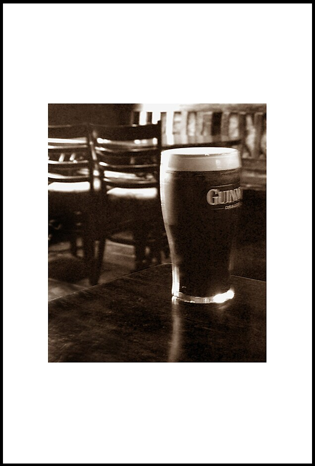 Guiness Light or the dark stuff #1 by ragman