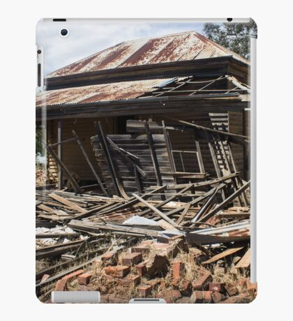 Campbells forest post office #2 iPad Case/Skin