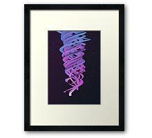 Blurp Framed Print