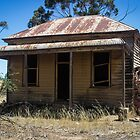 Campbells forest post office #3 by shaynetwright