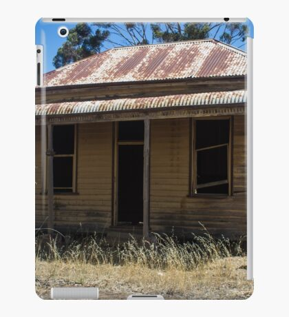 Campbells forest post office #3 iPad Case/Skin