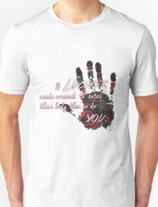 Lucifer's Consent Unisex T-Shirt