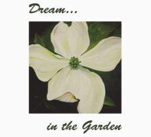 Dogwood Dream in the Garden T-Shirt
