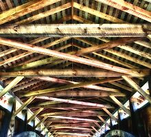 Early American Super Structure by WALLPhotoGrafx