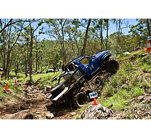 Tough Tracks Rd 1 2008 Photographic Print
