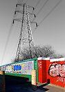 Graffiti Bridge by Sally Green