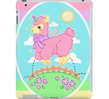 Alpaca Unicorn! iPad Case/Skin