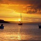 Squince Harbour Sunrise by Marloag