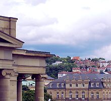 Stuttgart Roofs by Germany