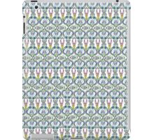 Peacock Ornamental Design iPad Case/Skin
