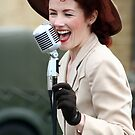 1940's Song and Laughter  by Jacqueline Baker