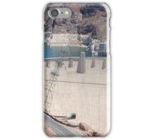 HOOVER DAM iPhone Case/Skin
