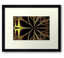 Los Angeles Airport (LAX)  Framed Print