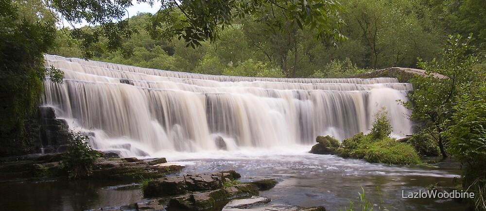Monsal Weir: The Peak District by Steven  Lee
