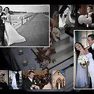 Wedding Collage 1 by Simon Hodgson