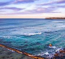 Bar Beach NSW Australia by sylime