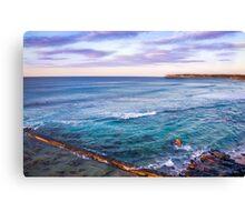 Bar Beach NSW Australia Canvas Print