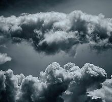 Cloudy with a chance... by Peter Gray
