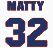 National baseball player Matty Alou jersey 32 by imsport