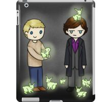 Little Bluebells iPad Case/Skin
