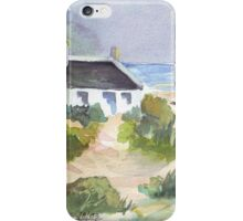 Fisherman's Cottage in South Africa iPhone Case/Skin