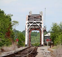 Old Railroad Bridge by Cynthia48