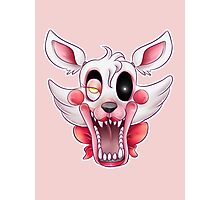 FIVE NIGHTS ATFREDDYS- The Mangle 2.0 Photographic Print