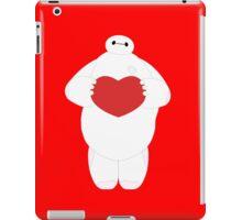 Baymax with Heart iPad Case/Skin