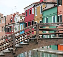 The Island of Burano by Spookytights