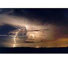 Darwin Lightning Photographic Print